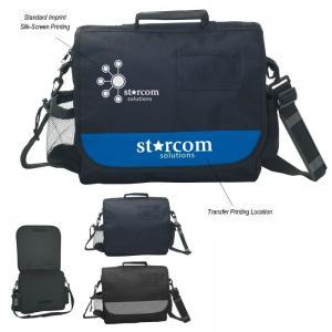 Arco Accent Messenger Bag