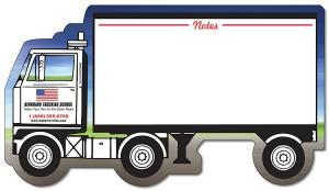 Truck Shaped Dry Erase Board