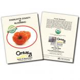 Organic Tomato 'Beefsteak' Seed Packet