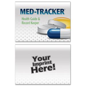 Med-Tracker ID Card Holder and Record Keeper