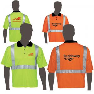 Class 2 Compliant Safety Polo Shirt