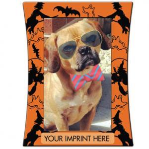 "4"" x 6"" Halloween Themed Photo Frame"