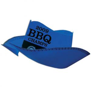 Western Cowboy Paper Hat