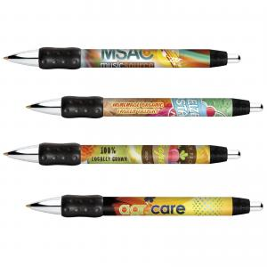 Bic Digital WideBody Chrome Grip Pen