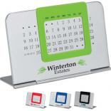 Perpetual Desk Calendar with Stand