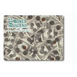 "6"" x 8"" Money Themed Mouse Pad"