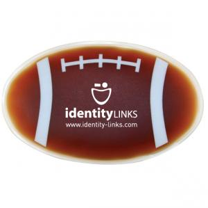 Football Shaped Ice Chill Cold Pack