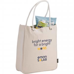 6 Oz. All Organic Tote Bag
