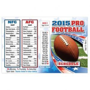 2014 NFL Season Schedule