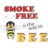 Smoke Free is the Way to Bee Temporary Tattoo