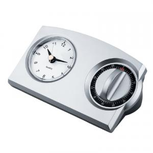60 Minute Kitchen Timer And Analog Clock