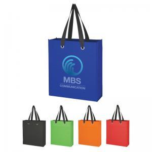 Water-Resistant Grommet Tote Bag