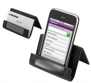 Multi-Use Tablet/Phone/Business Card Holder