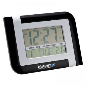 Wall or Desktop Today Display Clock