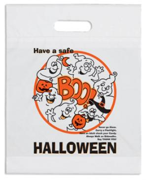 Have A Safe Halloween Candy Bag