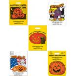 Assorted Halloween Trick or Treat Bags