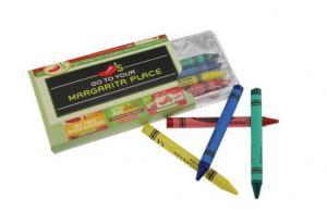 Color Envelope 4 Pk. Crayons
