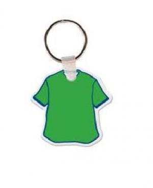 T-Shirt Soft Vinyl Keychain