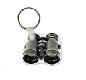 Binocular Vinyl Keychain