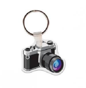 Camera Vinyl Key tag