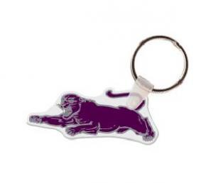 Jaguar Soft Vinyl Key Tag