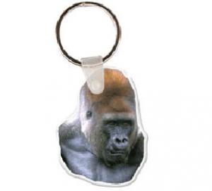 Gorilla Soft Vinyl Key Tag