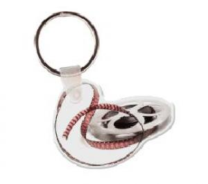 Film Reel Vinyl Keychain