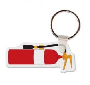 Fire Extinguisher 2 Vinyl Keychain