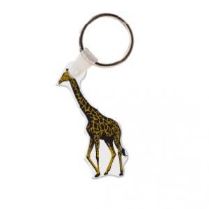 Giraffe Soft Vinyl Key Tag