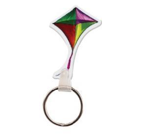 Kite Soft Vinyl Keychain