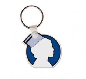Nurse Vinyl Keychain