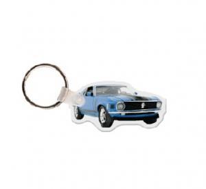 Mustang Soft Vinyl Keychain
