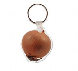 Onion Soft Vinyl Keychain