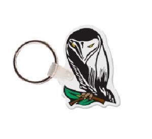 Owl Soft Vinyl Keychain