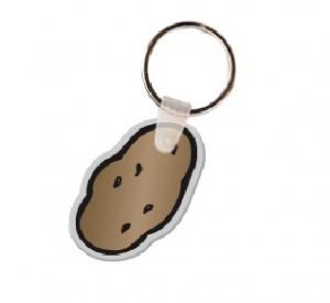 Potato Soft Vinyl Keychain