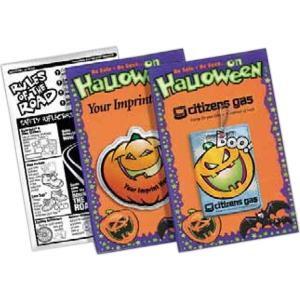 Halloween Safety Card Pack