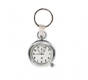Stopwatch Soft Vinyl Keychain