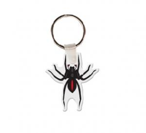 Spider Soft Vinyl Keychain