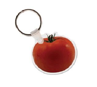 Tomato Soft Vinyl Keychain