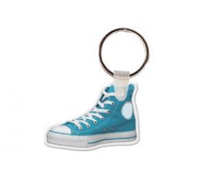 Tennis Shoe Soft Vinyl Keychain
