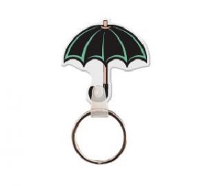 Umbrella Soft Vinyl Keychain