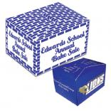"4""x 3""x 2 1/2"" Custom Charity/Finance/Savings Box Bank"