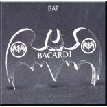 Bat Shaped Acrylic Award/Paperweight