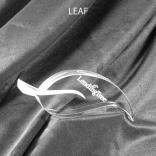 Leaf Shaped Acrylic Award/Paperweight