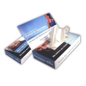 Book Style Tissue Box