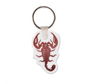 Scorpion Soft Vinyl Key Tag