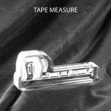 Tape Measure Shaped Acrylic Award/Paperweight