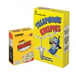 Logo Cereal Box