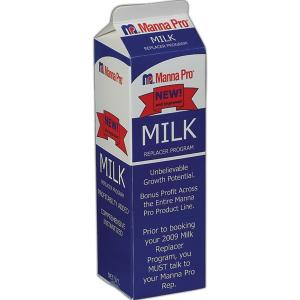 Custom Milk Carton Mailer/Fundraiser