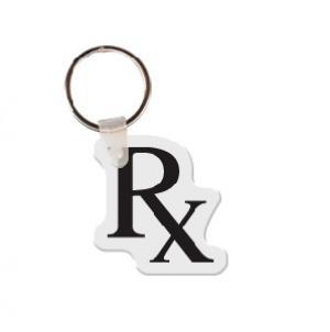 RX Soft Vinyl Key Tag